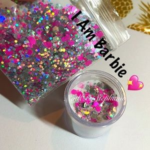 Other - 15g I Am Barbie Glitter Acrylic